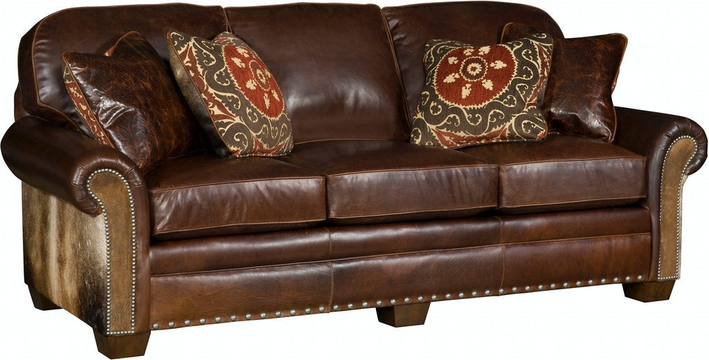 King Hickory Living Room Bianca Large Sofa With Deep Seat Depth