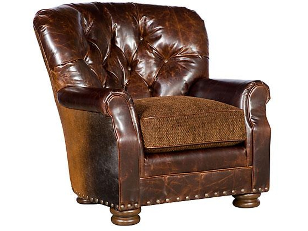 King Hickory Living Room Oscar Chair 271 Lf Gibson