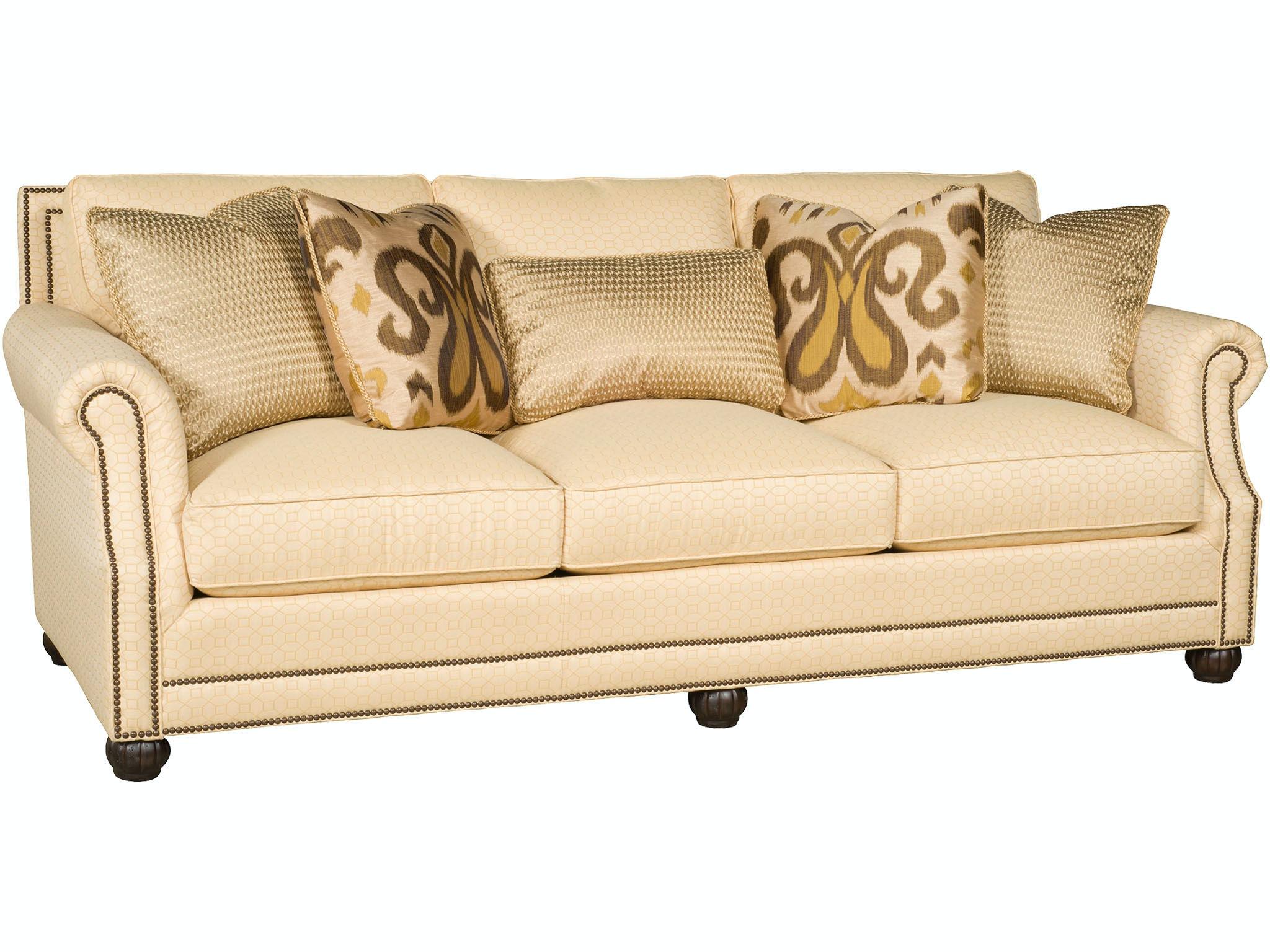King Hickory Julianna Fabric Sofa 3000