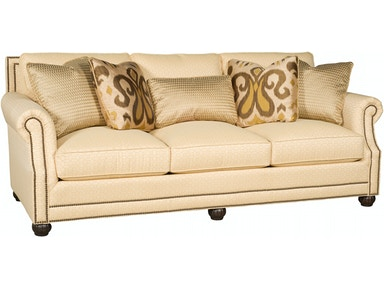 King Hickory Julianna Fabric Sofa