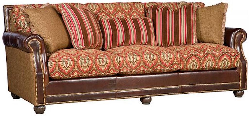 Julianna Leather Fabric Sofa 3000 Lf