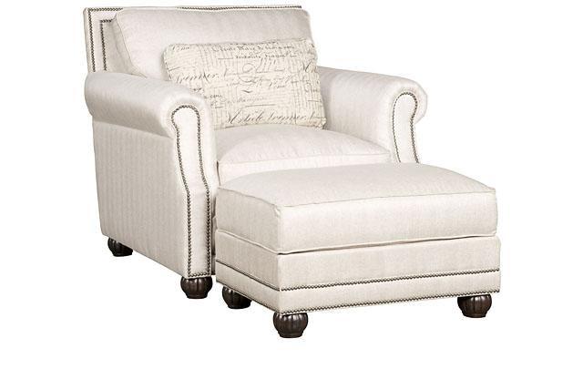 King Hickory Julianna Fabric Chair 3001