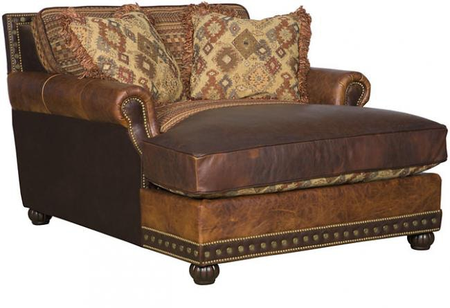 Ideal King Hickory Living Room Julianna Chaise And A Half 3060-LF  VU71