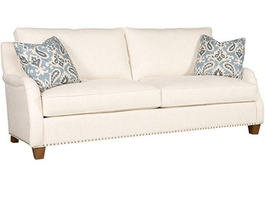 King Hickory Santa Cruz Fabric Sofa 3200