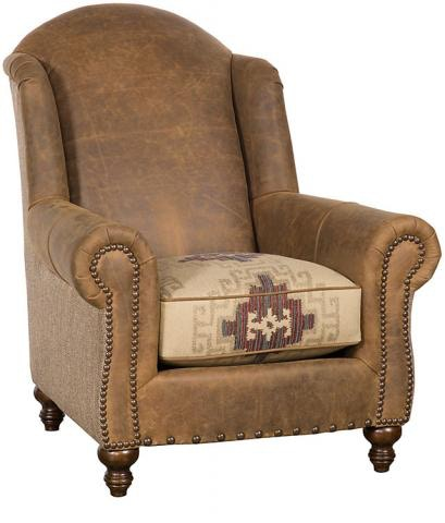 King Hickory Gunnison Chair 341 LF