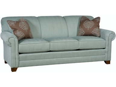 3800 Annika Sofa King Hickory