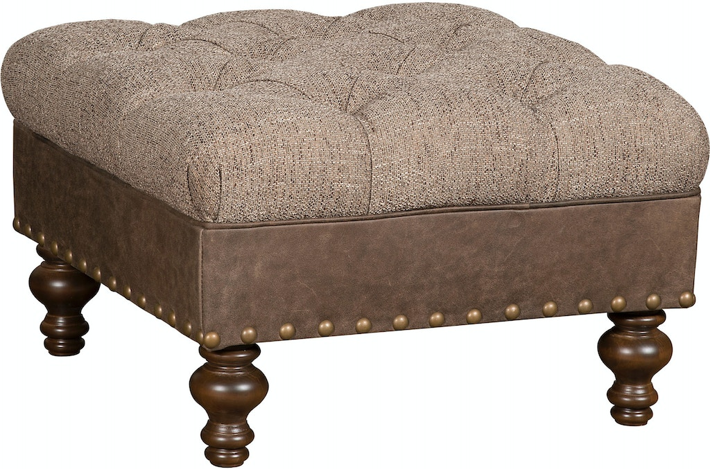 Fine King Hickory Living Room Capital Square Small Ottoman With Evergreenethics Interior Chair Design Evergreenethicsorg