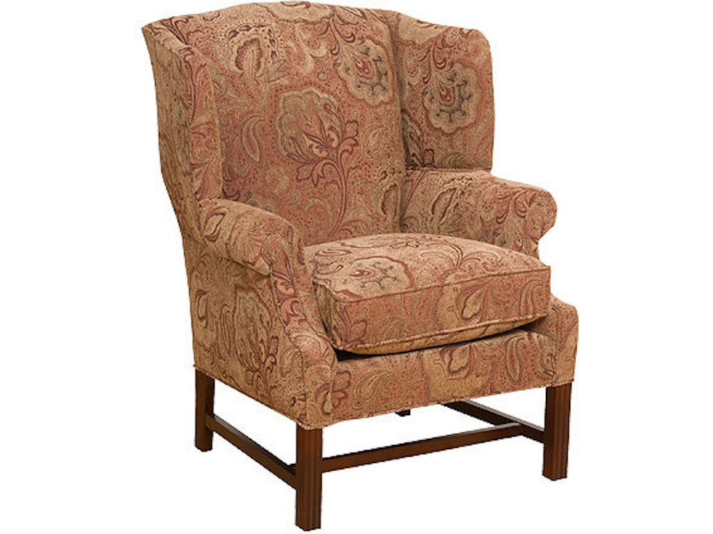 King hickory living room traditions chair 411 hampton for Furniture 411
