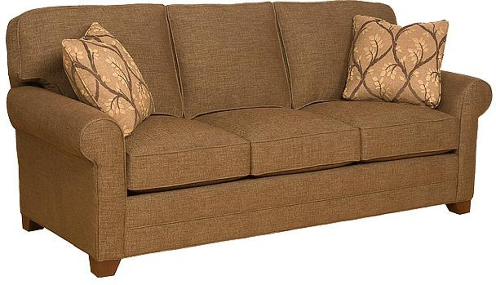 King Hickory Living Room Bentley Queen Sleeper Sofa 4440-TLM