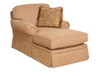 King Hickory Bentley Chaise 4460-PLS-F