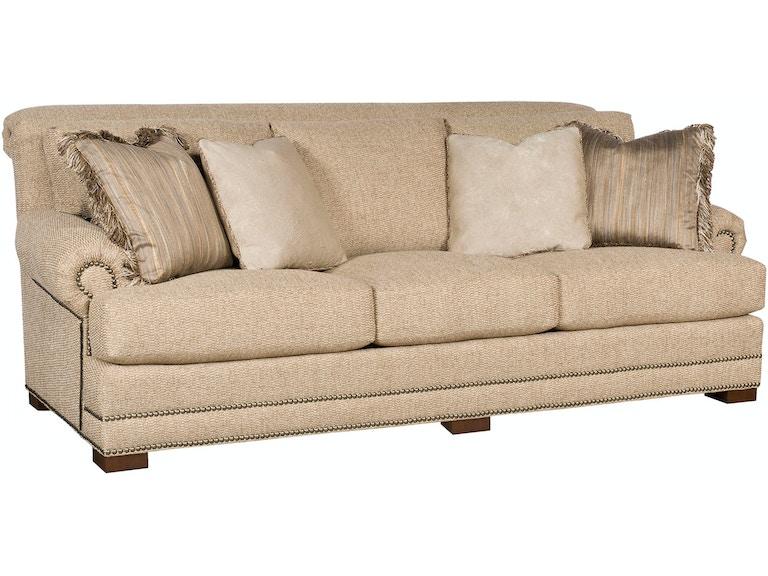 King Hickory Barclay Fabric Sofa 4600