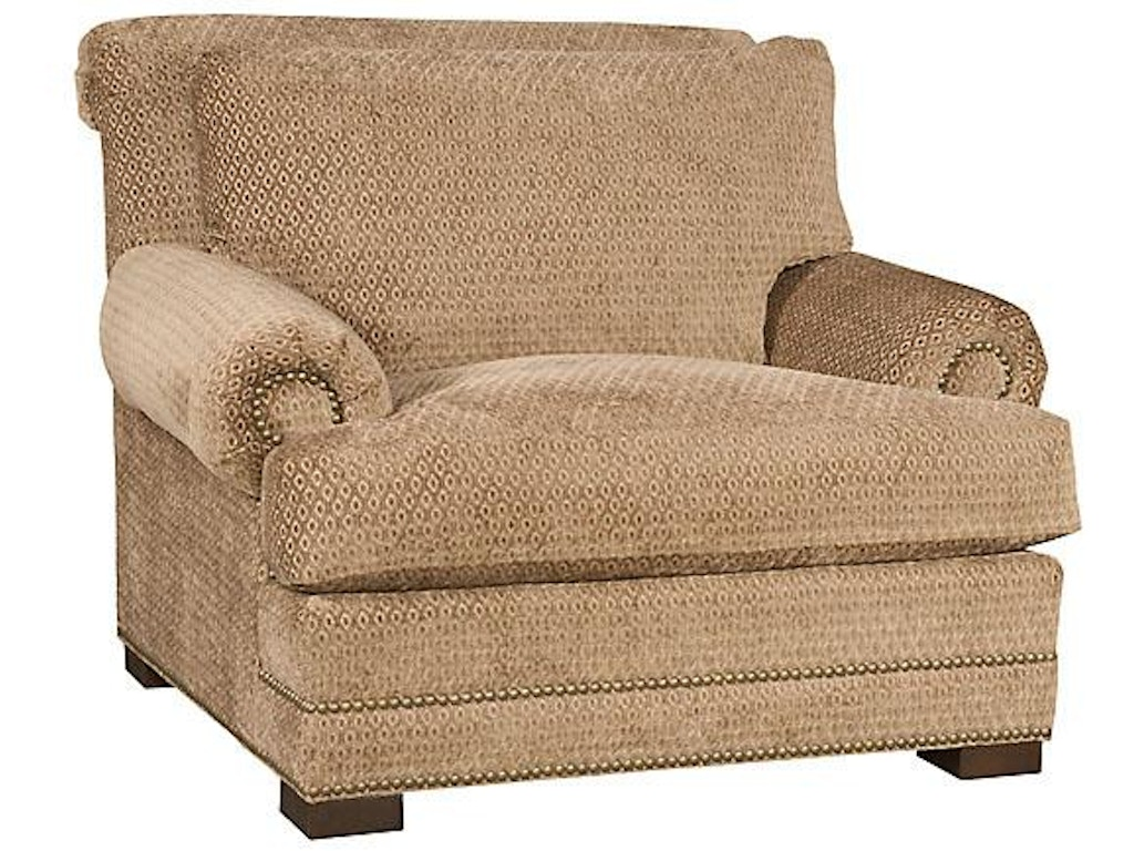 King Hickory Living Room Barclay Chair 4601 Hickory Furniture Mart Hickory Nc