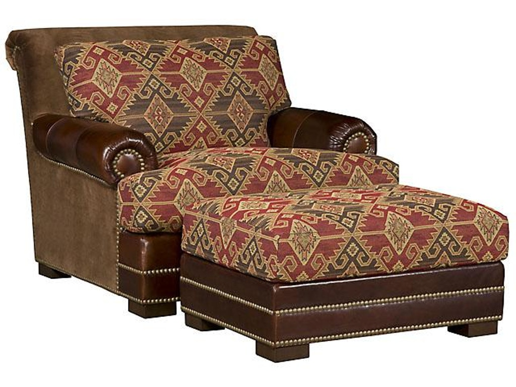 King hickory living room barclay chair 4601 lf good 39 s for Furniture 80s band