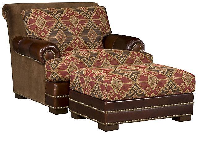 King Hickory Barclay Chair 4601 LF