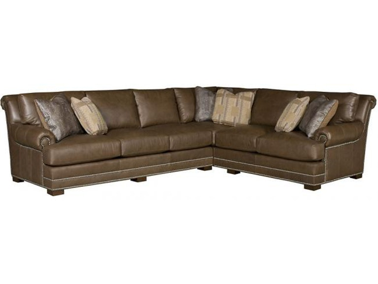 Living Room Bentley Sectional 4652 Sect