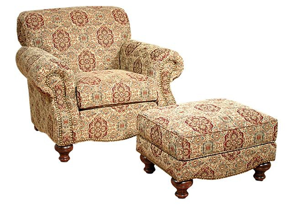 king hickory living room roxanne ottoman 4108 lauters