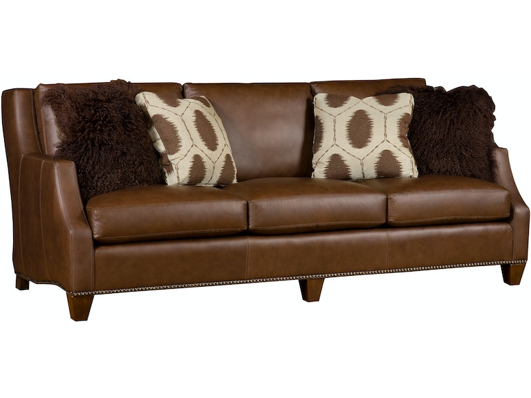 Living Room Kendall Leather Sofa