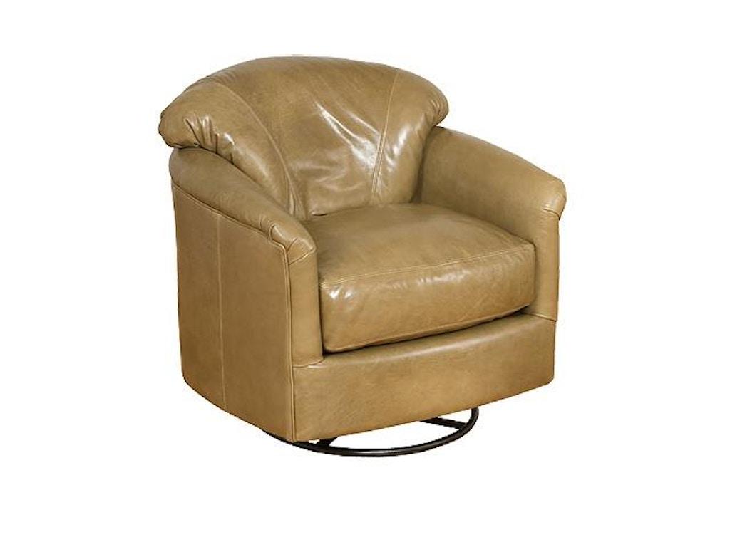 King Hickory Living Room Zeuss Swivel Glider Chair 541 Sl