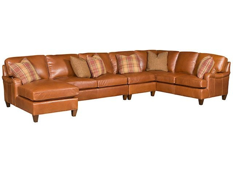 Prime Hickory Manor Living Room Chatham Leather Sectional 5900 Machost Co Dining Chair Design Ideas Machostcouk