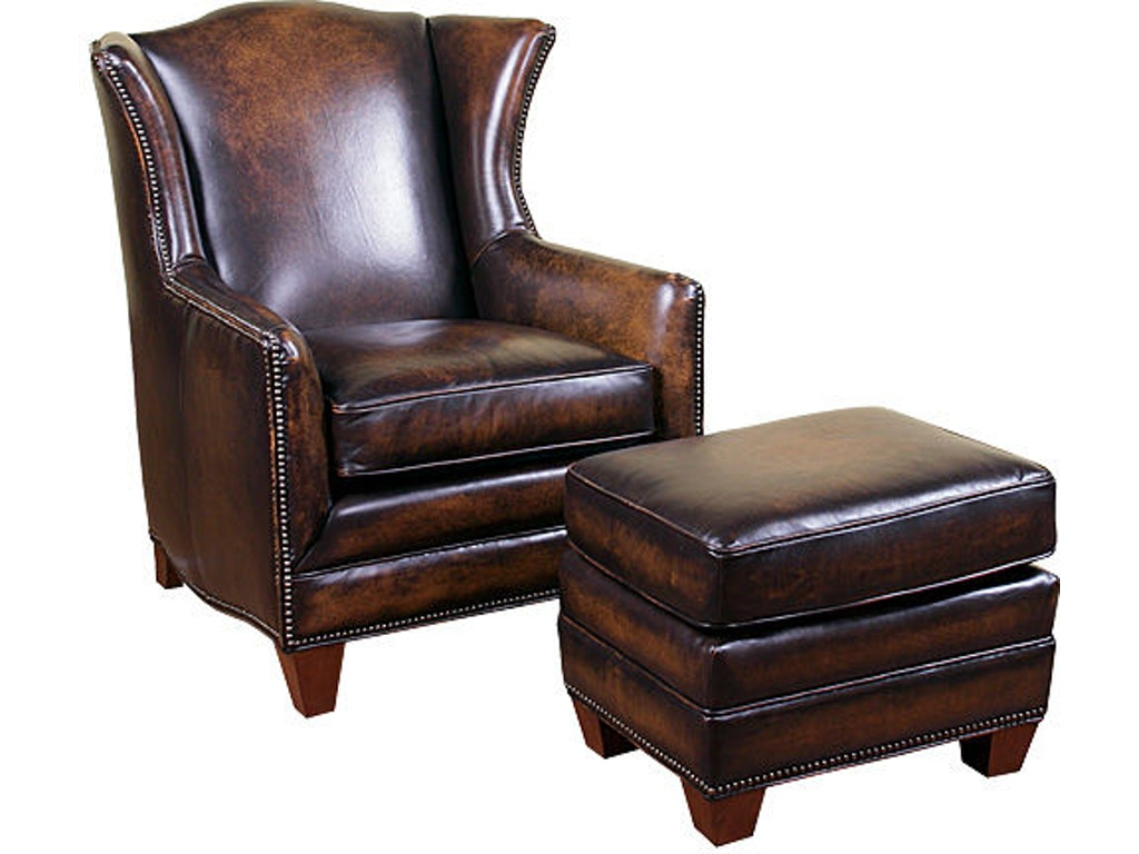 King Hickory Living Room Athens Chair 5771d Hickory