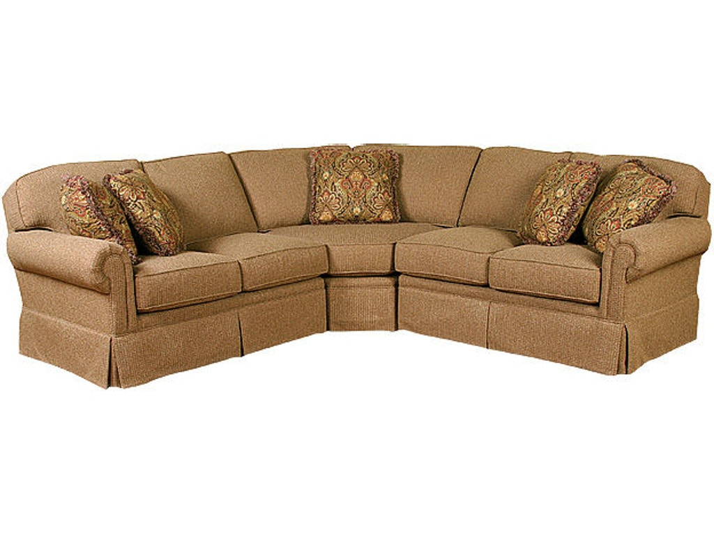 Hickory Manor Living Room Bentley Fabric Sectional 4400 Sect Grace Furniture Marcy Ny