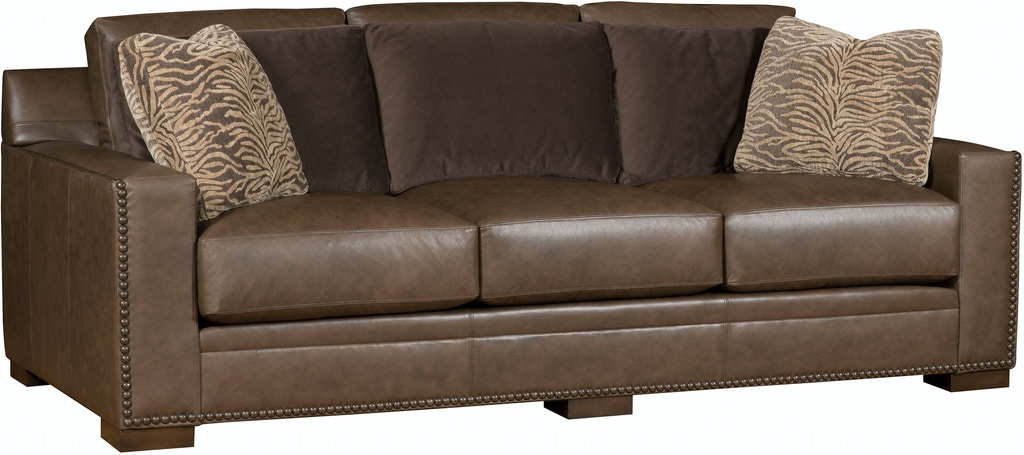 Prime King Hickory Living Room California Leather Sofa 5800 L Inzonedesignstudio Interior Chair Design Inzonedesignstudiocom