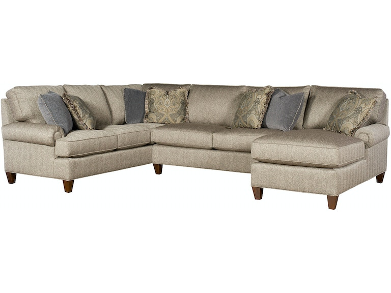 Super King Hickory Chatham Sectional 5900 62 74 83 Pam F Machost Co Dining Chair Design Ideas Machostcouk