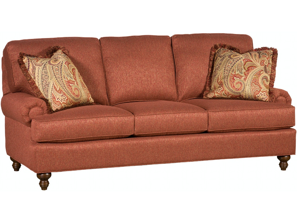 King Hickory Living Room Chatham Sofa