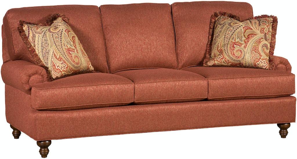 Cool King Hickory Chatham Sofa 5900 Pat F Machost Co Dining Chair Design Ideas Machostcouk