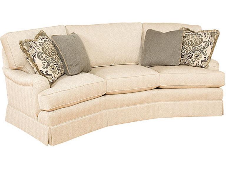 Admirable King Hickory Living Room Chatham Conversation Sofa 5965 Els Inzonedesignstudio Interior Chair Design Inzonedesignstudiocom