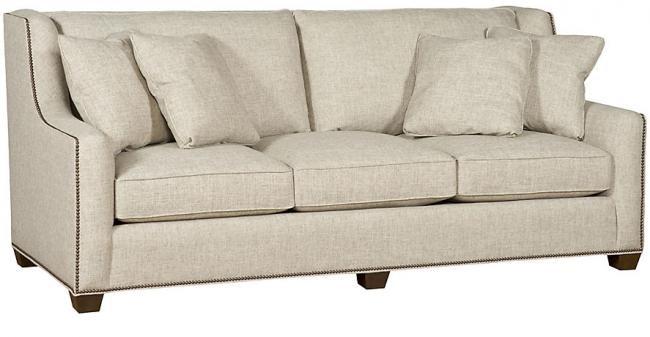 King Hickory Drake Sofa 6200 23W F