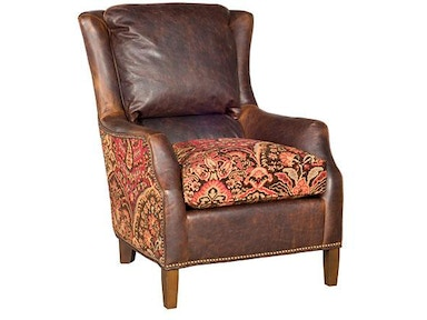 King Hickory Writer Fabric Chair 621