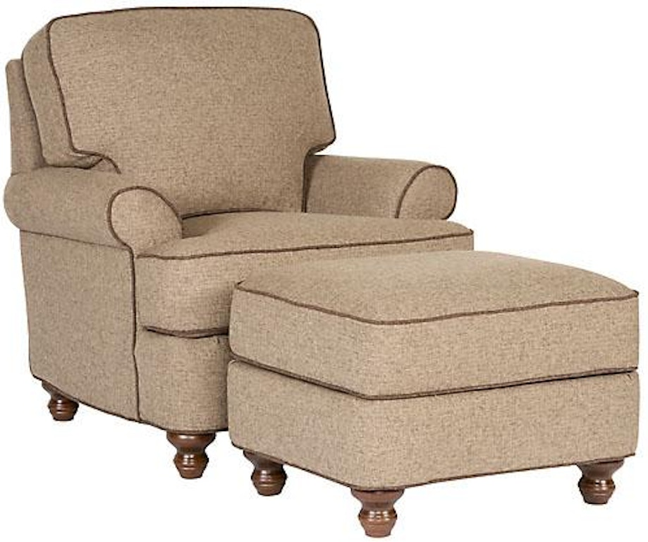 Have We Mentioned That It Is One More Comfortable Arm Chair Ottoman Small S8 Sbt F King Hickory