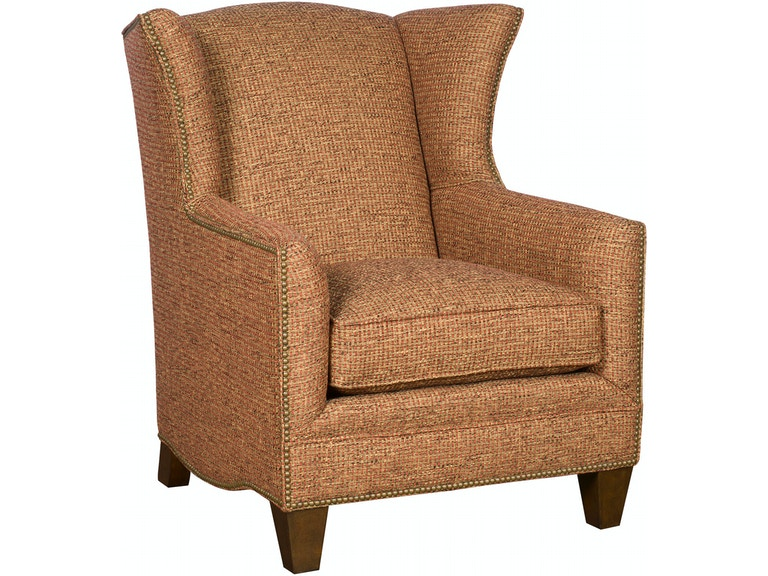 King Hickory Living Room Athens Chair 771 B F Myers Furniture