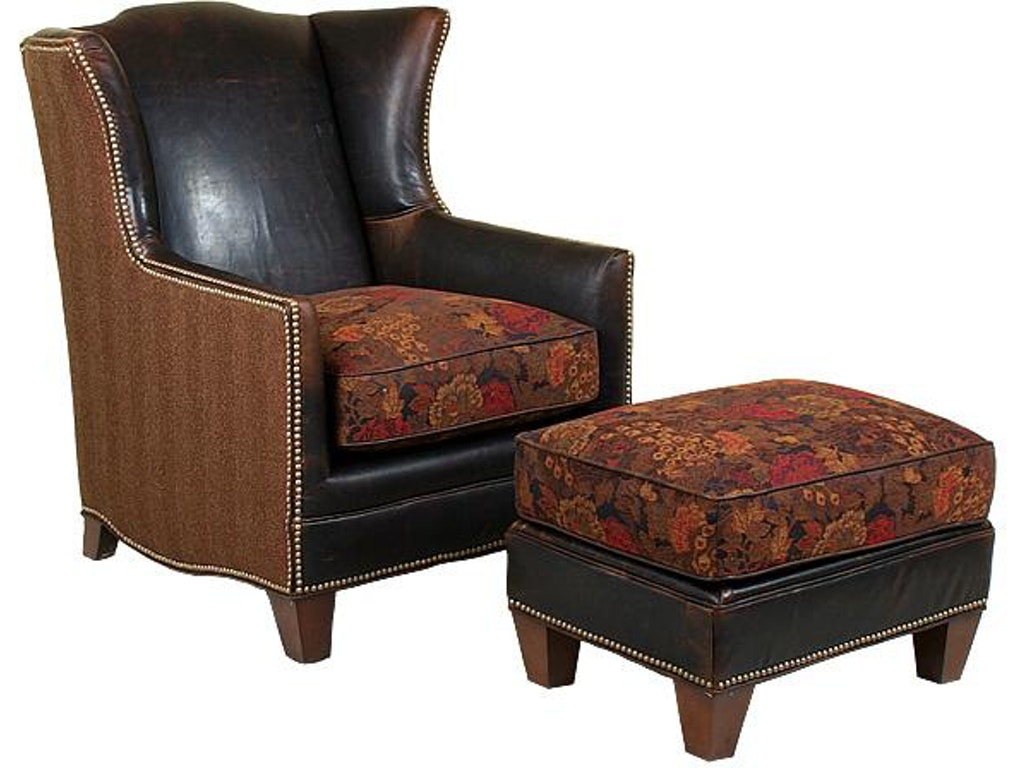 King Hickory Living Room Athens Chair 771 Lf Howell Furniture Beaumont And Nederland Tx And
