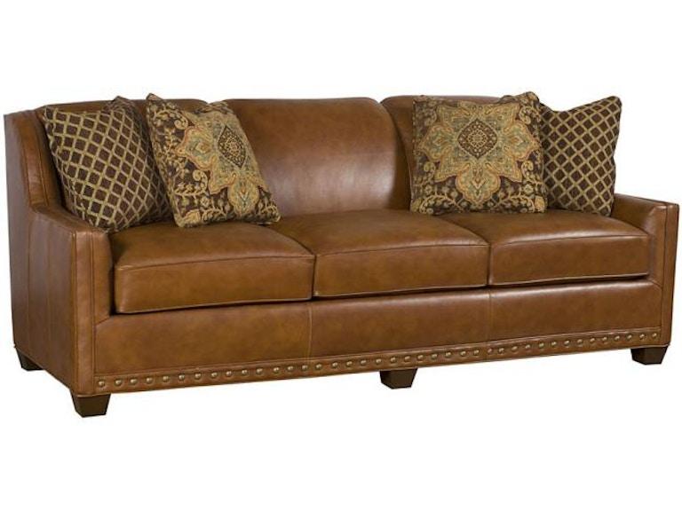 Enjoyable King Hickory Living Room Hillsdale Leather Sofa 9300 L Inzonedesignstudio Interior Chair Design Inzonedesignstudiocom