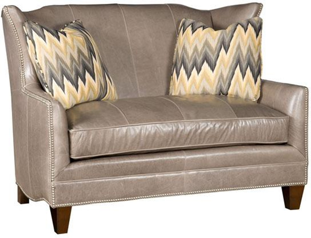 King Hickory Living Room Athens Settee C14 20 L Bartlett Home