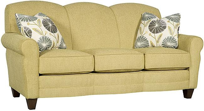 King Hickory Living Room Robinson Sofa