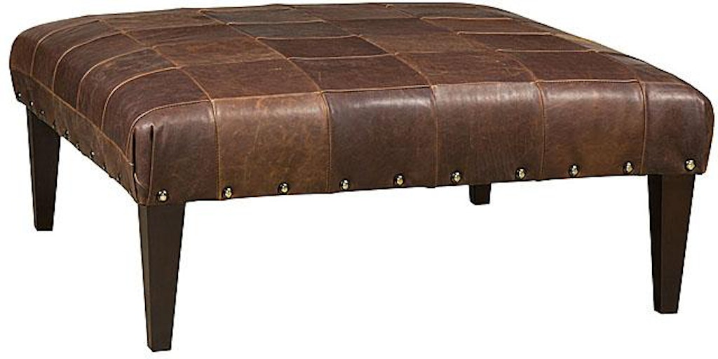 Tremendous King Hickory Living Room Moderne Ottoman W 007 4848 L Ivy Ncnpc Chair Design For Home Ncnpcorg