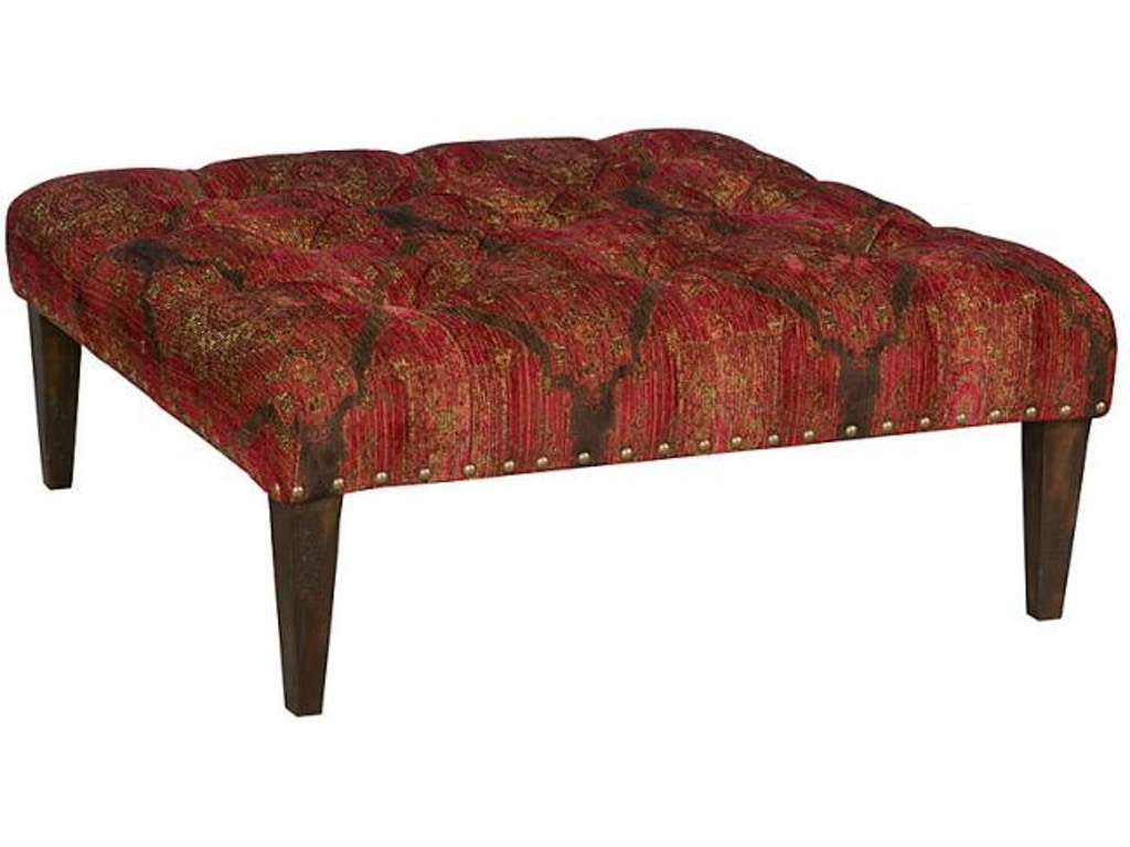 King Hickory Living Room Alp Ottoman W 014 4242 Harvey S Furniture Quincy Il
