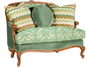 King Hickory Andrew Settee W-290