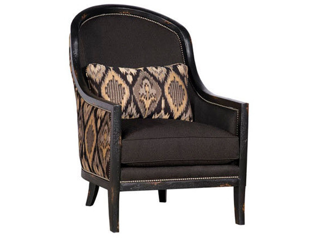 King Hickory Living Room Kirkland Fabric Chair W 421
