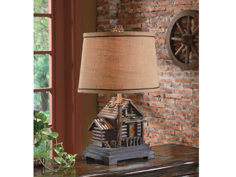 Crestview Homestead Table Lamp CIAUP506