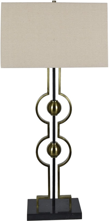 Lamps And Lighting >> Crestview Lamps And Lighting Pierce Table Lamp Cvaer1239