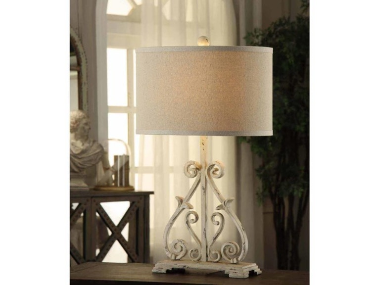 Crestview lamps and lighting dunbar table lamp cvaer547 smith