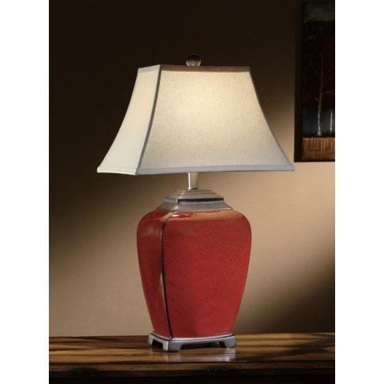 Crestview Raina Table Lamp CVAP1236