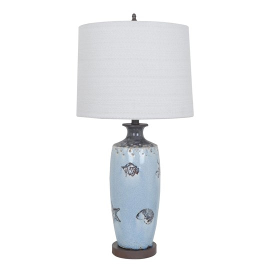 Crestview Costal Marine Table Lamp CVAP1807