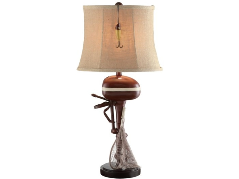 Crestview lamps and lighting outboard table lamp cvatp159 smith