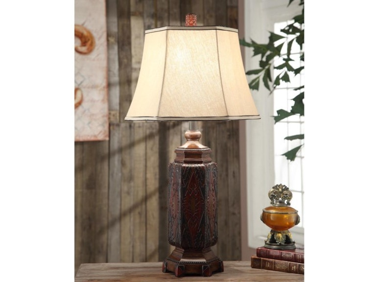 Crestview lamps and lighting regervation table lamp cvavp013 smith