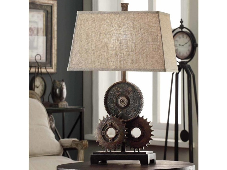 Crestview lamps and lighting gears table lamp cvavp188 smith